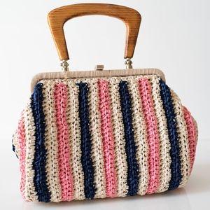 Vintage Babette Japan Handbag Purse / Pin Up